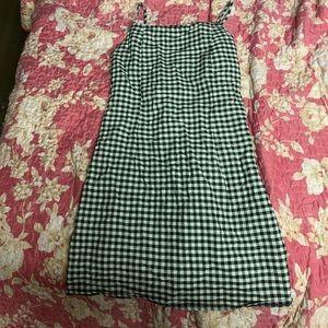 Dresses & Skirts - Gingam dress